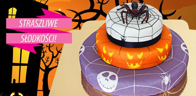 Zamów tort na Halloween