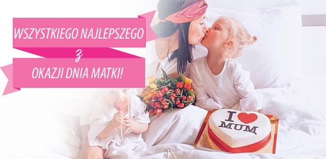 Podaruj Mamie Wspaniały Tort Z Okazji Dnia Matki Twojtortpl