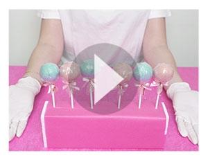 Jak zbudowac podstawke do cakepopsów z opwakowania