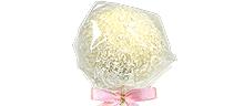 Biała czekolada z wiórkami kokosowymi & Ciasto wanilowe