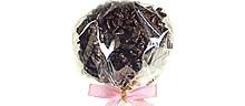 Ciemna czekolada & orzechowo-czekoladowa posypka