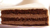Ciasto czekoladowe z nadzieniem czekoladowym