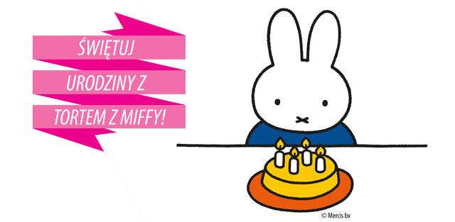 Torty z Miffy
