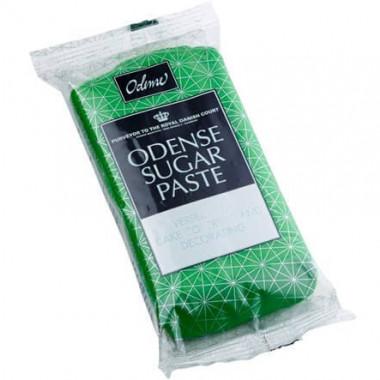 Lukier plastyczny zielony - 250g