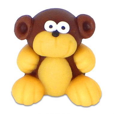 Małpka z marcepanu