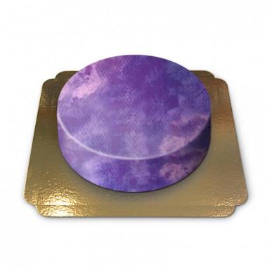 Tort akwarelowy