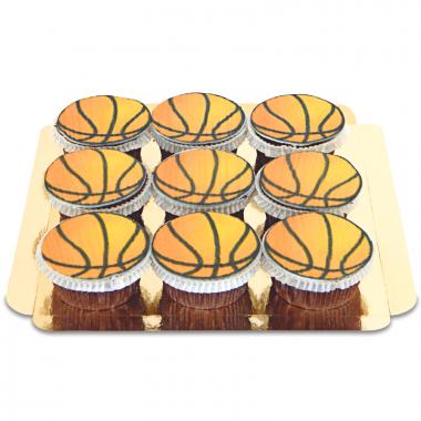 Babeczki koszykówka