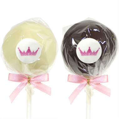 Cake-Pops z logiem (12 sztuk)