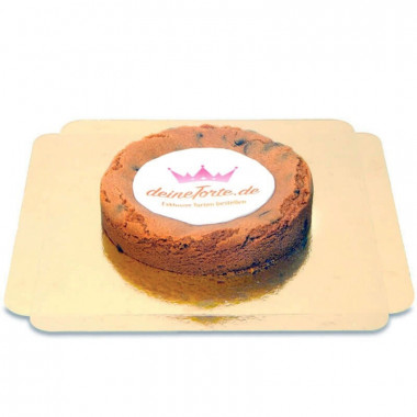 Cookie-cake z logo