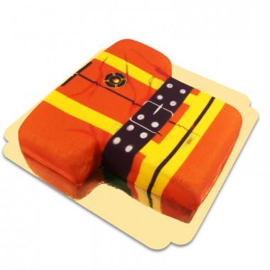 Tort Uniform Strażaka