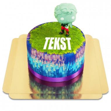 Tort z postacią Fortnite