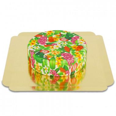 Tort z motywem tropikalnym