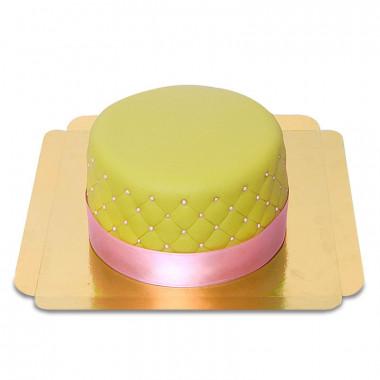 Zielony Tort Deluxe – podwójna wysokość