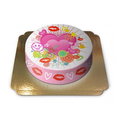 Tort buziak