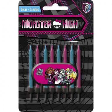 Świeczki na tort - Monster High