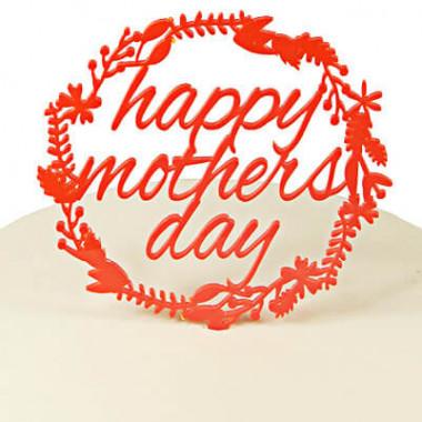 Ozdoba na tort - Dzień Matki