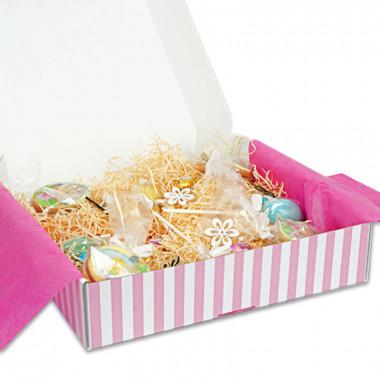 Wielkanocne pudełko z upominkami