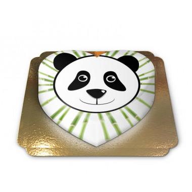 Tort z pandą