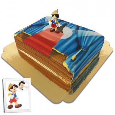 Tort Pinokio na scenie