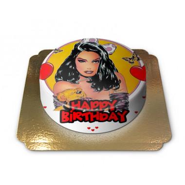Tort - Sexy Happy Birthday