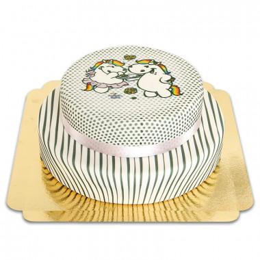 Tort z jednorozcem Pummel
