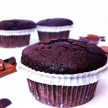 Muffiny czekoladowe 9 sztuk
