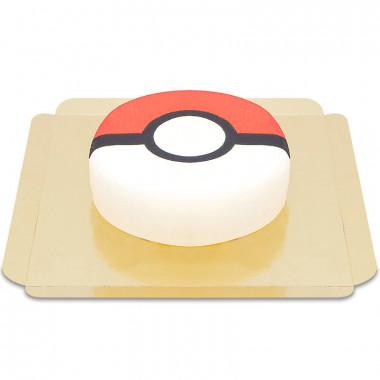 Złapać piłkę tort