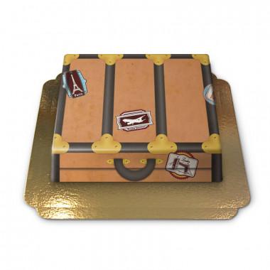 Tort walizka