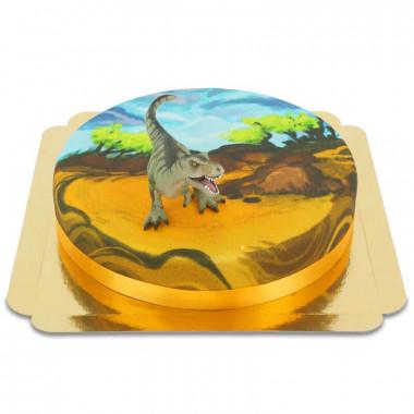 Tort z Dinozaurem