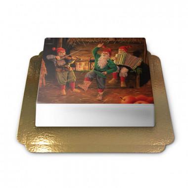 Tańczący elf bożonarodzeniowy - Jan Bergerlind