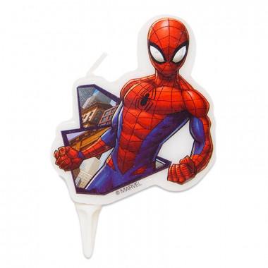 Świeczka tortowa Spider-Man