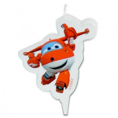 Świeczka Superwings Jett