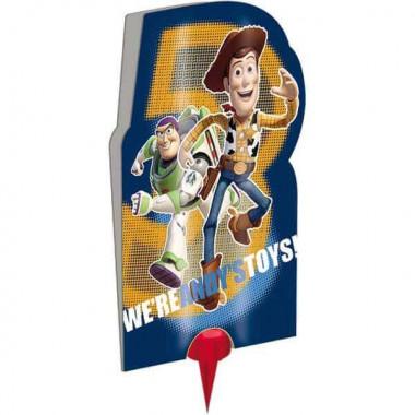 Fontanna tortowa - Toy Story