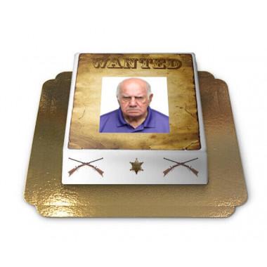 Tort ze zdjęciem - Poszukiwany I