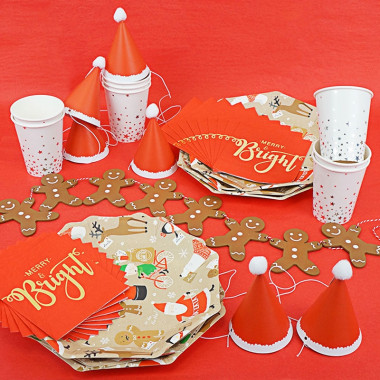 """Zestaw dekoracyjny """"Wesołych Świąt"""""""