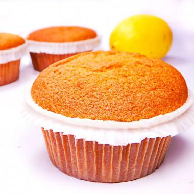 Muffiny cytrynowe 9 sztuk