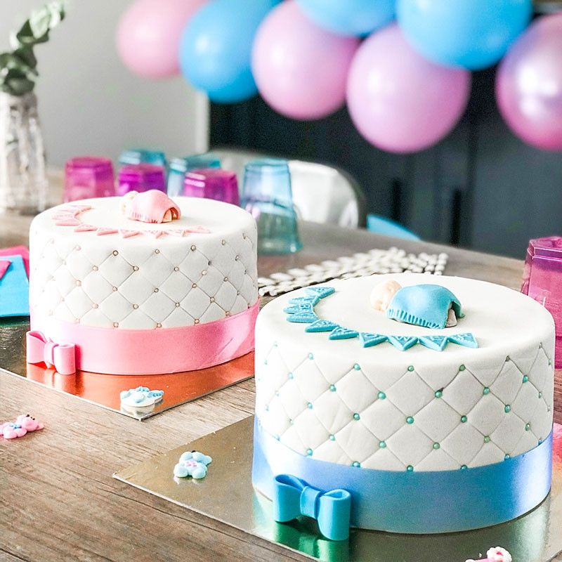 Baby Party Torte @jude_tsr