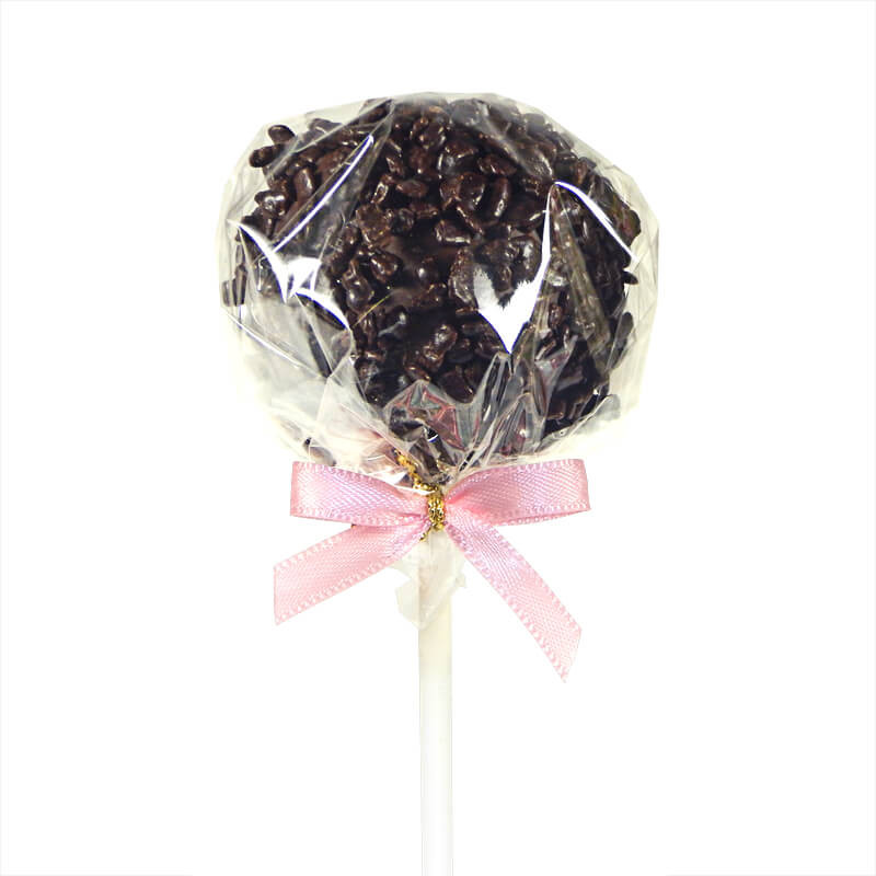 Cake-Pops, wiórki czekoladowe
