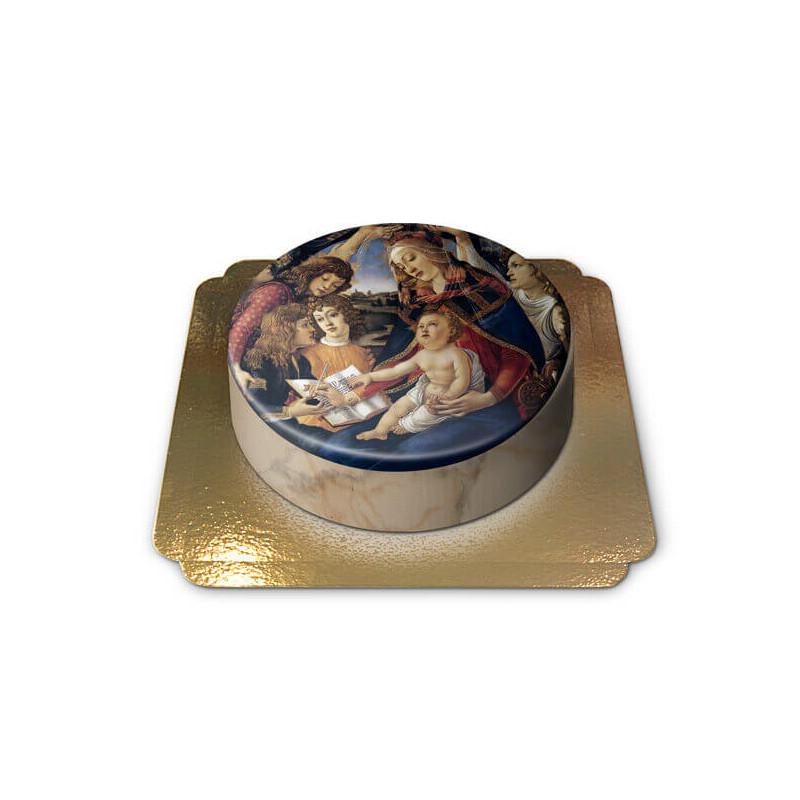 Tort komunijny ze Świętą Marią