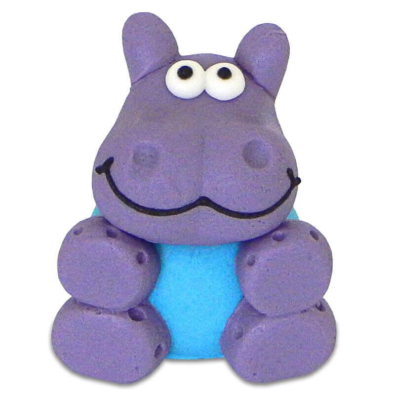 Hipopotam z marcepanu
