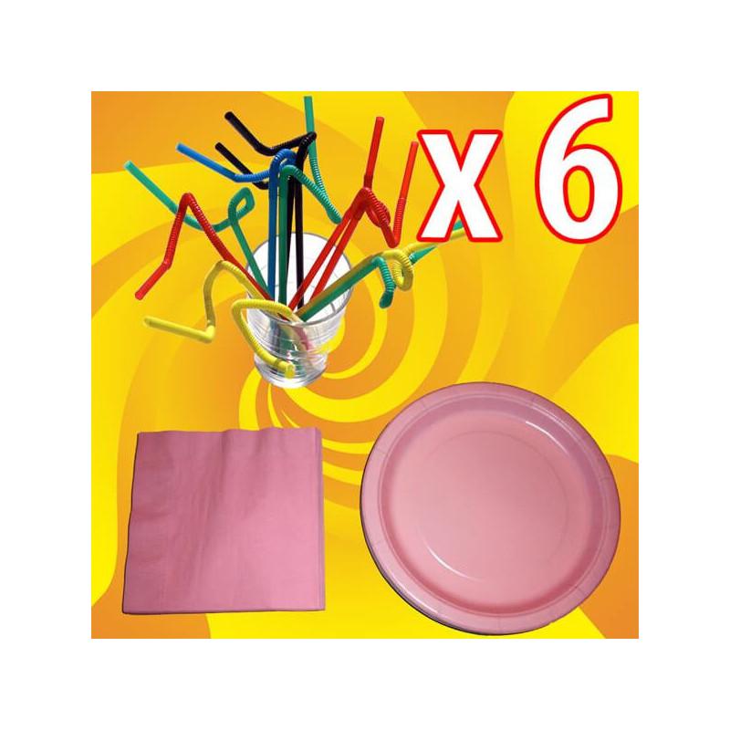 Pinkes Paty-set