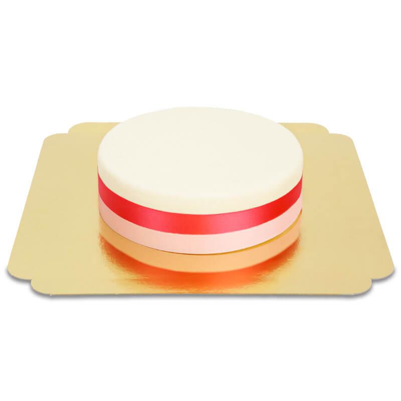 Doppelte Torten-Bänder