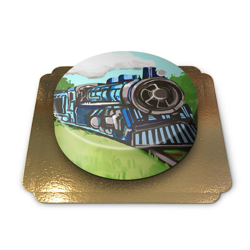Tort z pociągiem